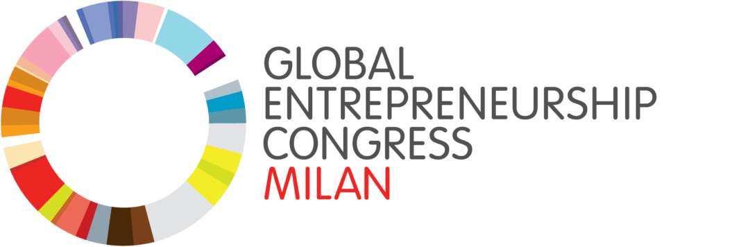 GEC logo di global entrepeneurship congress milan