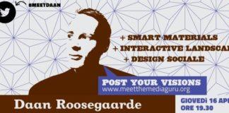 poster Daan Roosegaarde