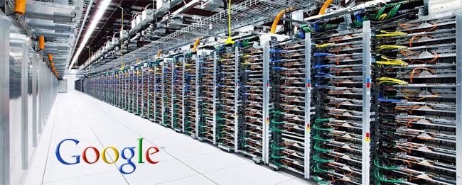 applicazioni google server farm