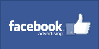 logo di facebook advertising