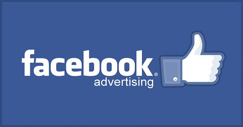 logo di facebook advertising