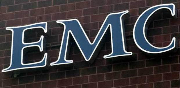 Logo EMC data storage