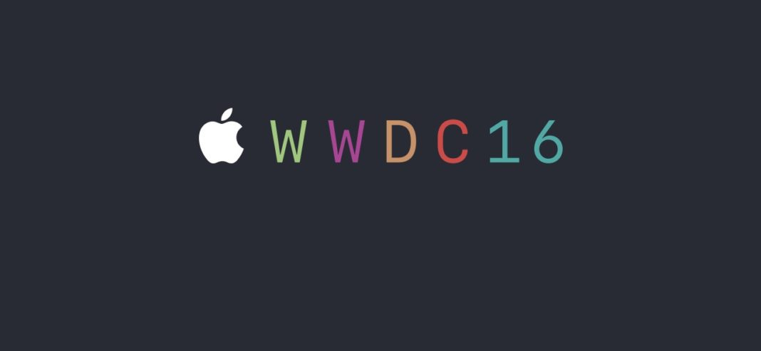 logo apple di WWDC 2016