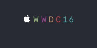 logo apple di WWDC 2016