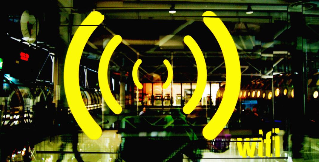 simboli del wifi per OpenCellular