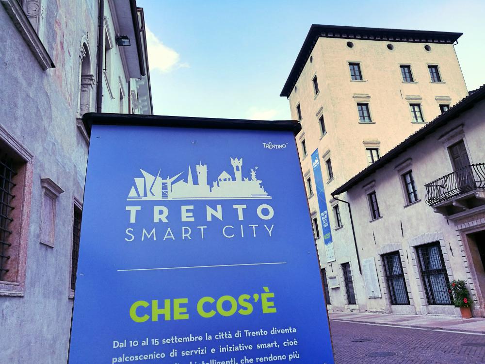 smart city week trento, cartellone