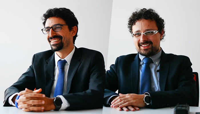 Davide Capozzi e Andrea Di Monaco - Cloud Factory Spindox