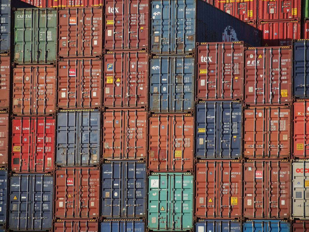 container colorati