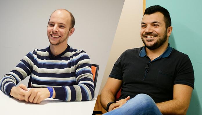 Jacopo Farina e Marco Longhitano