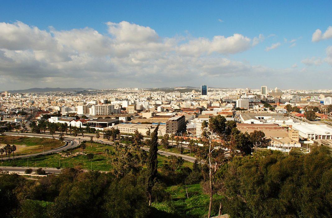 paesaggio di Tunisi