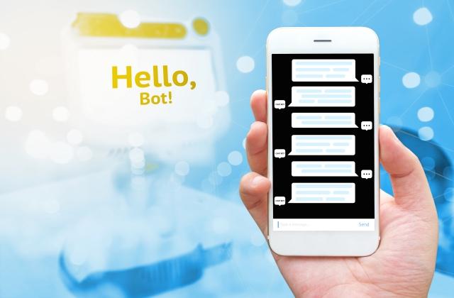 Smart Chatbot Chat