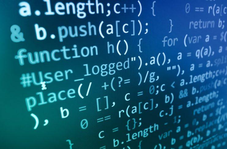 Collaborative filtering code screen