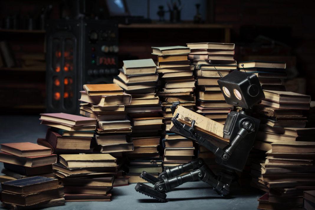 nlp-robot-reading
