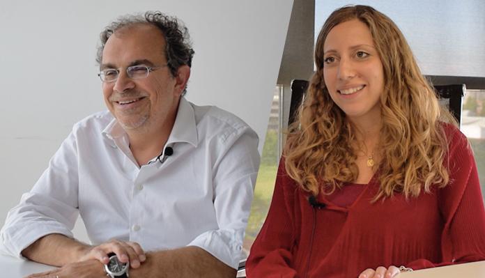 Massimo Tornato e Annamaria Prestifilippo