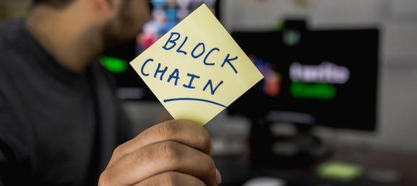 Post it Blockchain