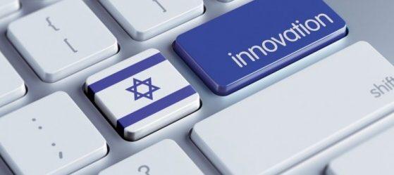 tastiera con bandiera di israele