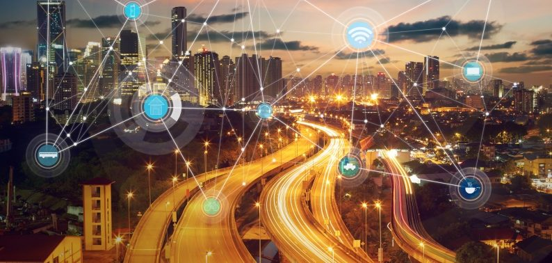 Smart City Asset Tracking