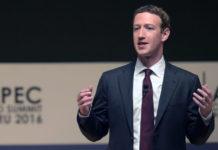 Mark Zuckerberg discute di GDPR