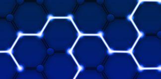 blockchain a moduli esagonali