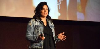 Reshma Saujani @ Meet the Media Guru