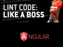 Lint Code Angular