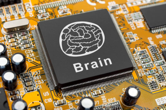 Chip cervello - brain chip motherboard