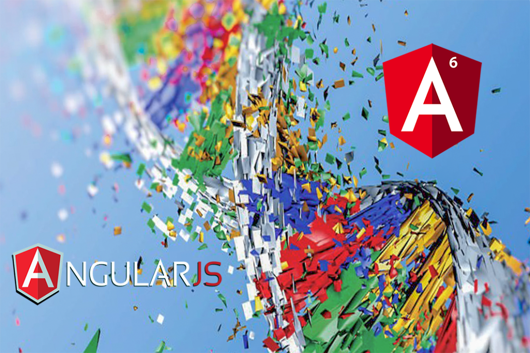 Angular 6 and Angular JS