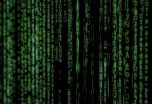 dati di matrix che scorrono