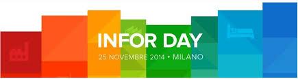 Infor day logo